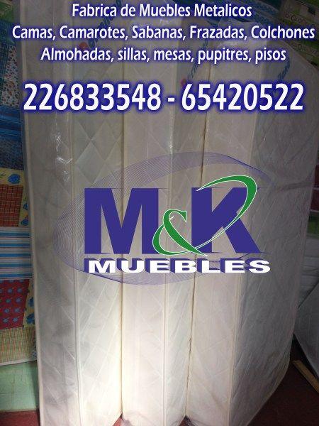 fabrica de colchones, sabanas, cubrecamas, frazadas, almohadas, sillas, mesas, camas, camarotes 226833548-65420522