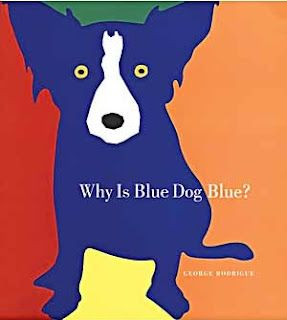 Blue dog video and project http://ms-artteacher.blogspot.com/2011/03/what-color-is-your-dog.html?m=1