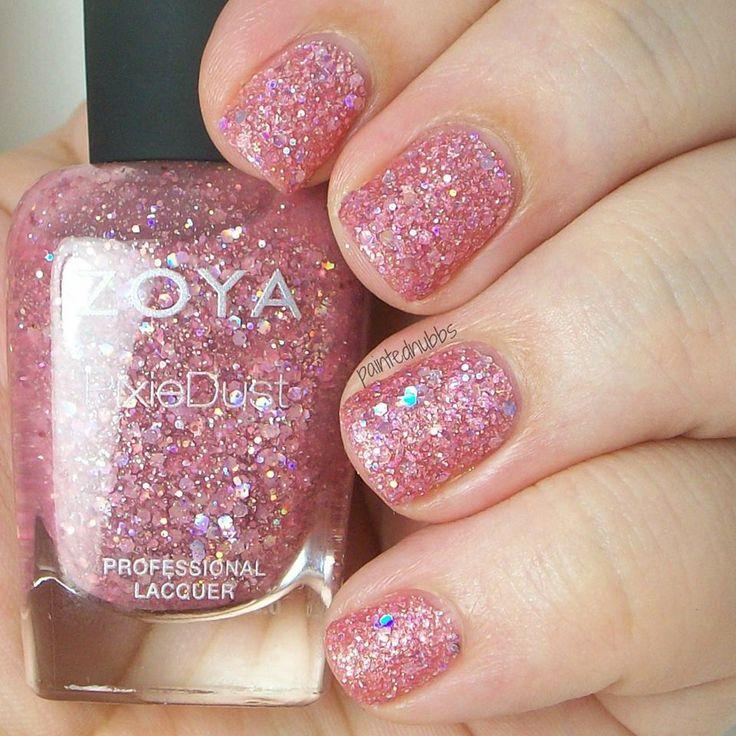 83 Best Nails: Zoya Magical PixieDust Summer 2014 Images