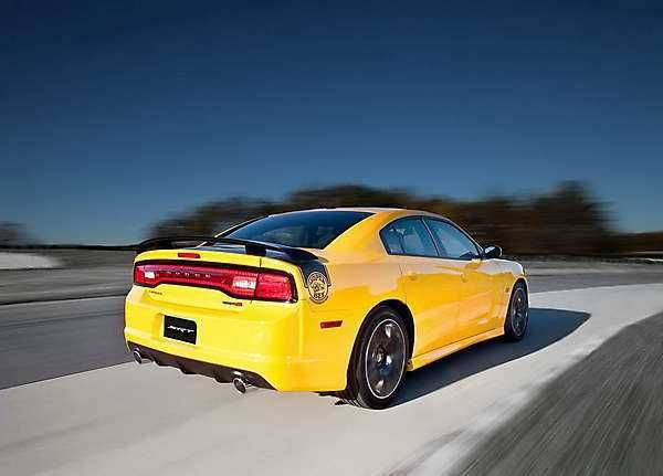 2018-2019 Dodge Charger SRT8 Super Bee — «Super Bee» with 470-horsepower engine