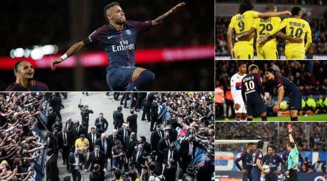 Liga Francesa: Los 100 intensos días de Neymar en el PSG | Marca.com http://www.marca.com/futbol/liga-francesa/2017/11/11/5a06d64c46163fd3038b4603.html
