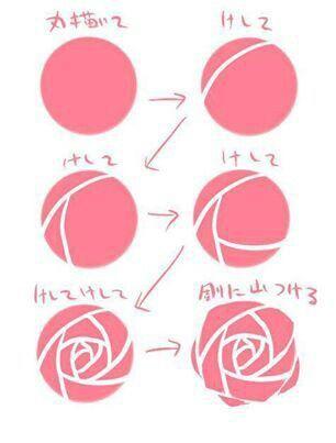 Dibujar una rosa                                                       …