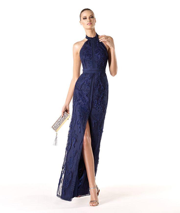 78 Best images about Evening Dresses by Pronovias on Pinterest ...