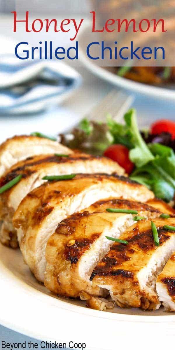 Honey Lemon Chicken Recipe In 2020 Honey Lemon Chicken Yummy Chicken Recipes Vegan Recipes Easy