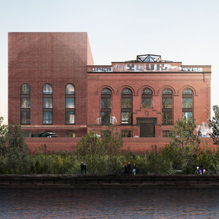Swiss firm Herzog & de Meuron is set to turn a derelict power station on the Gowanus Canal in Brooklyn into a manufacturing centre for designers and makers.
