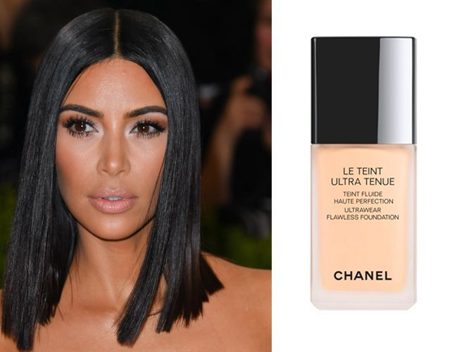 83b15bb2ef These are Kim Kardashian's 7 favourite foundations | Makeup | Chanel ...