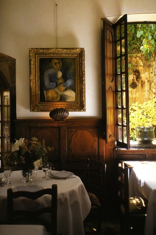 La Colombe D'Or, Saint Paul de Vence