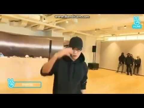 Dress Up JongHyun Dance practice