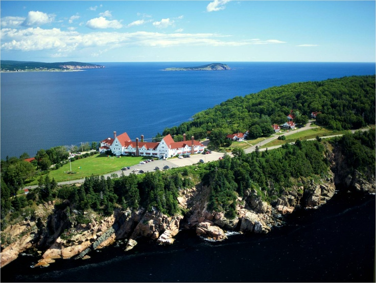 The Keltic Lodge in Cape Breton - where I plan on getting married :)