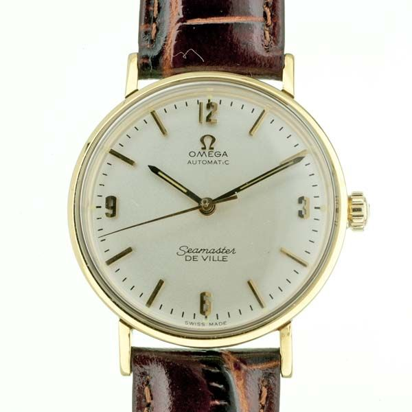 Omega Seamaster Deville circa 1968 - Used and Vintage Watches for Sale
