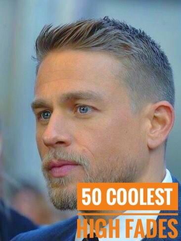 50 stylish high fade haircuts for men  high fade haircut