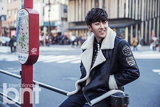 Son Ho Joon - bnt International January 2015
