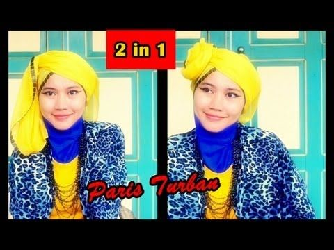 Paris Turban Hijab Tutorial by Didowardah - Part #22  Hi Subscribers... Here I am presenting the hijab tutorial with two optional styles: Semi Turban and The Turban one. You may choose which style that more suits to your character. Just go get the video...