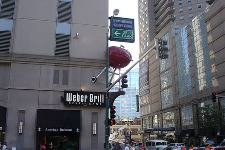 Weber Grill Chicago Weber Grill Chicago Restaurants Grill
