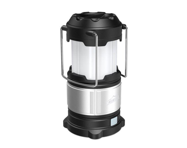 Lanterna LED impermeabile da campeggio con USB in offerta a 899 euro