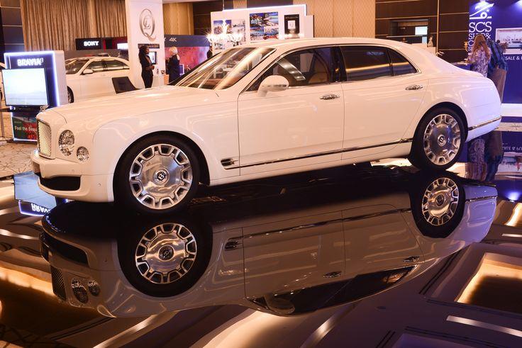 Bentley Mulsanne by Al Wajba Motors