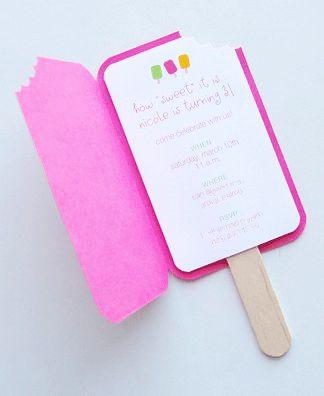 17 mejores ideas sobre papel para invitaciones en - Regalos faciles y rapidos ...