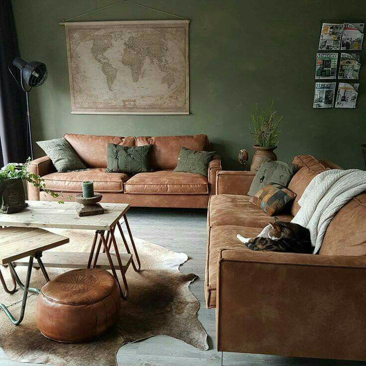 Best 25+ Green painted walls ideas only on Pinterest Green - interior design on wall at home