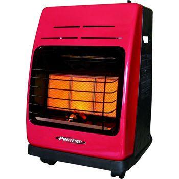 Costco 99 Protemp Propane Heater Room Humidifier Best