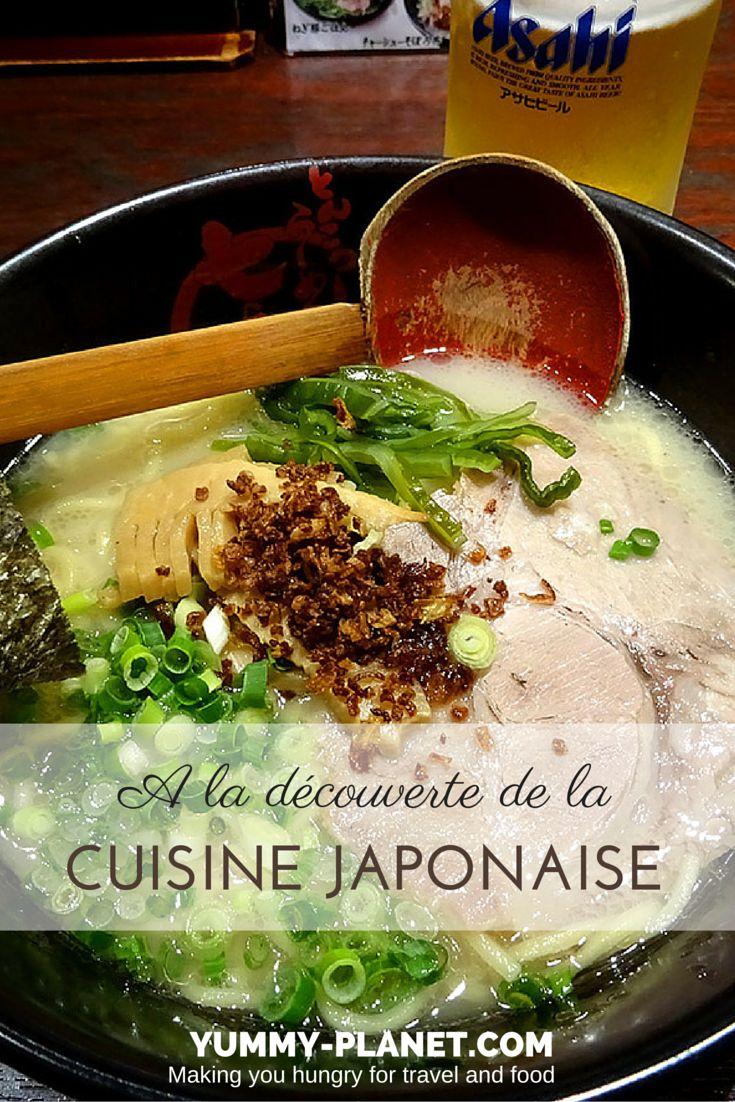 Découvrez quelques spécialités culinaires que vous pourrez goûter lors de votre voyage au Japon.