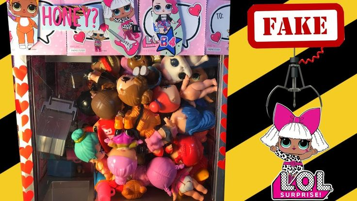 66 Best Fake Lol Surprise Dolls Lql Dolls Images On Pinterest