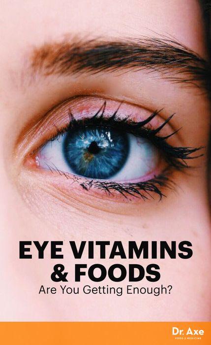 The Top 7 Eye Vitamins