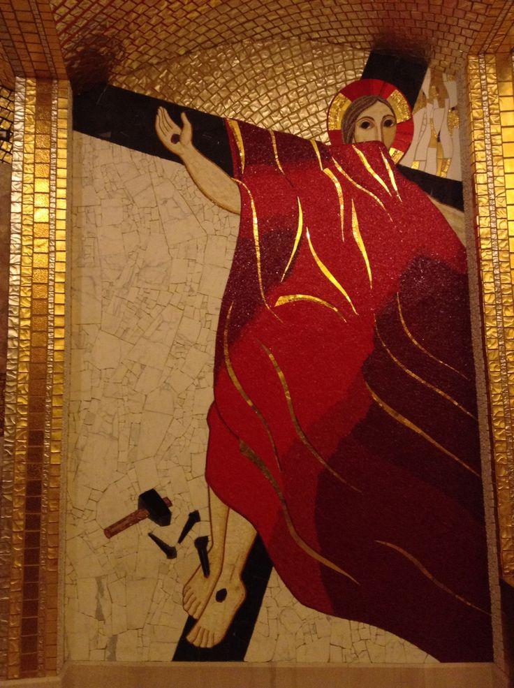 Cristo en cruz