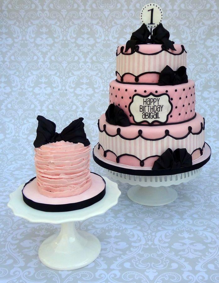 Bow Birthday Cake Photos