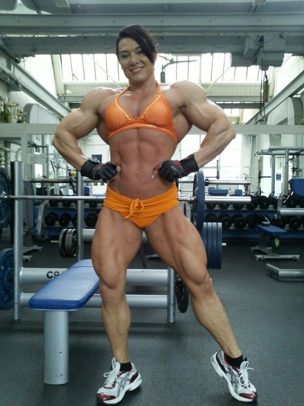Top 5 best famale bodybuilders