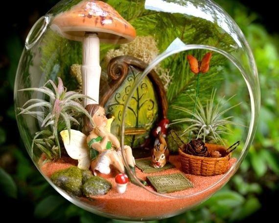 2f3f1246e12a0428a125a4dc7a5cde39 Gartenterrarium Diy Feengarten Miniaturgarten
