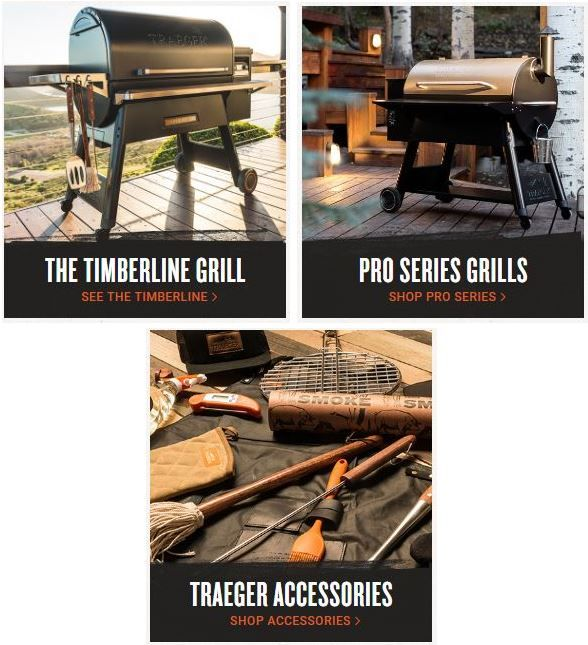 Traeger Grills Coupons & #Promotions $30 Flat Rate Shipping on All Grills Shop BBQ Grills & Pellet Smokers & Save Big Get #Promocode to Get Discount #Recipes, #Traegering, #Deals