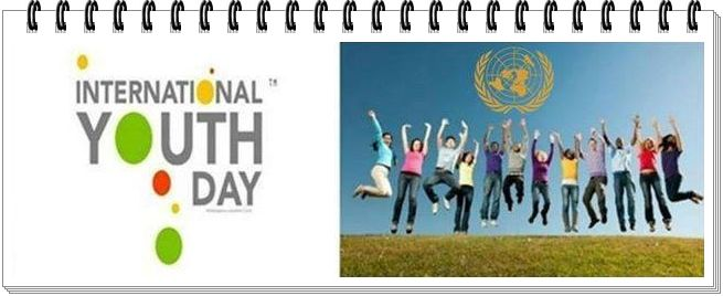 On 12 august we mark International youth day! The International youth day is an initiative of the United Nations. More info: fb.me/8iBYG3jRs