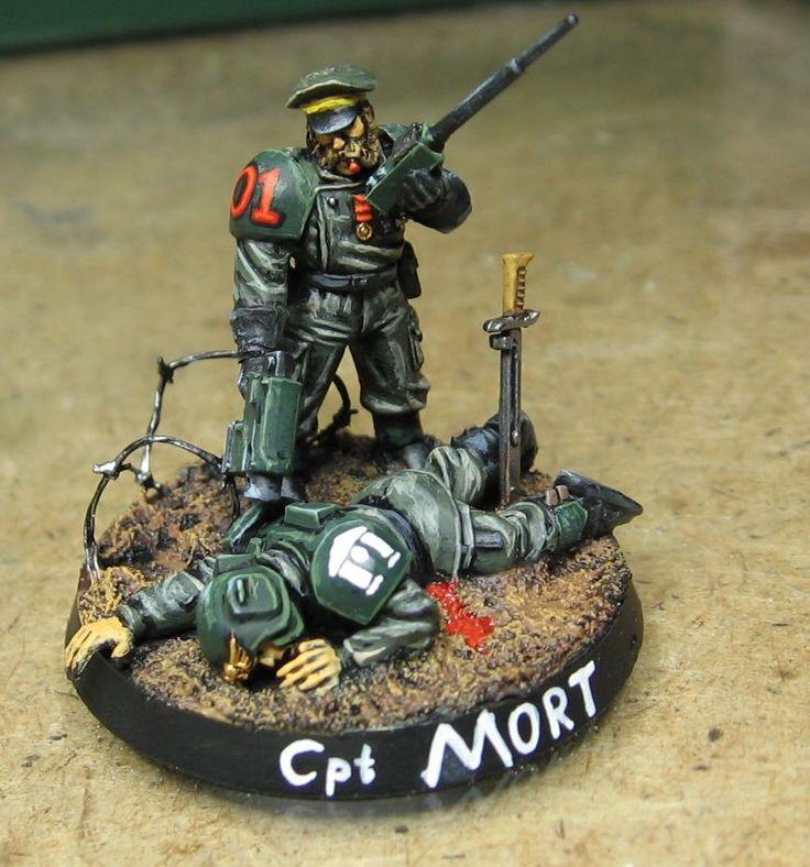 Captain Mort by Durnstaros on DeviantArt