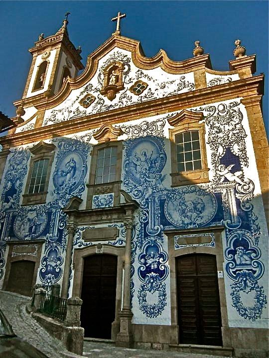 Margarida Serrano  Beira Baixa, Portugal      Igreja de Santa Maria, Covilhã