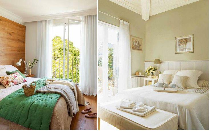 Cuatro pasos para que tu dormitorio parezca más grande