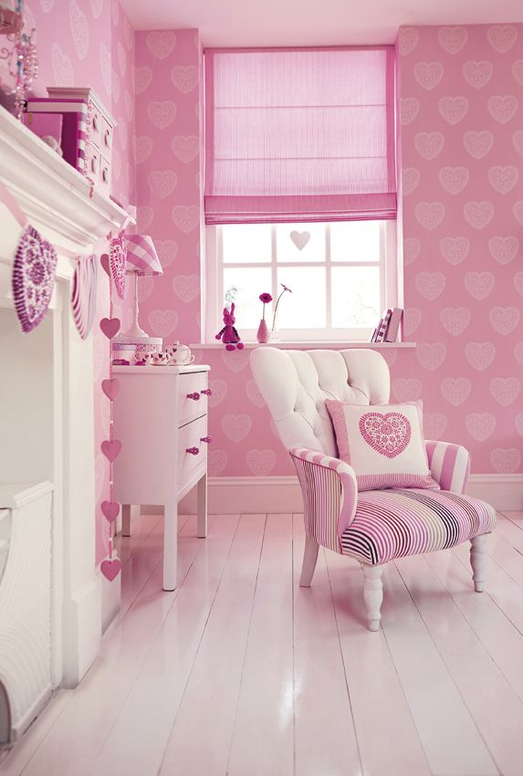 33 best kinderzimmer rosa images on pinterest child room. Black Bedroom Furniture Sets. Home Design Ideas