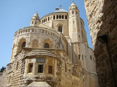 Cenaculo en el Monte Sion