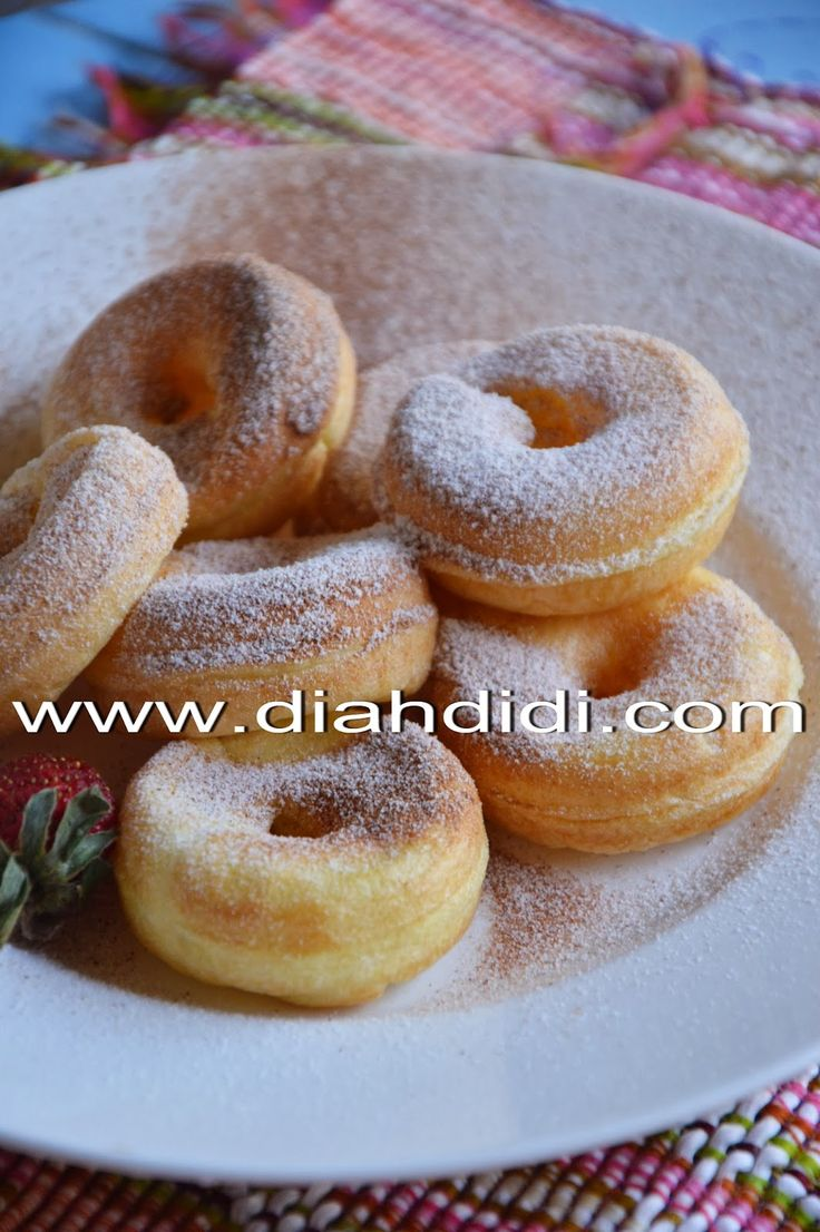 Diah Didi's Kitchen: Churros Panggang