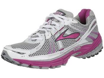 Brooks Adrenaline GTS 12 Women's Shoes White/Viola