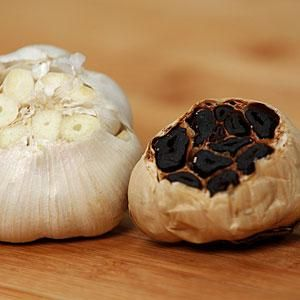 No, black garlic isn't just burned garlic. Marge Perry explains exactly what it is and all of the wonderful ways you can use it.