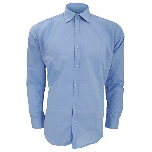 160 kr. Kustom Kit Mens Slim Fit Long Sleeve Business / Work Shir... https://www.amazon.co.uk/dp/B00IDSI8ZA/ref=cm_sw_r_pi_dp_x_Aqw4xbZQ6YH0X
