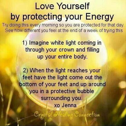 Protecting Energy