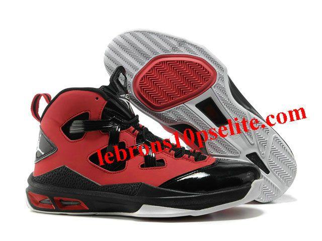 Jordan Melo M9 Carmelo Anthony IX Shoes Red/Black/White