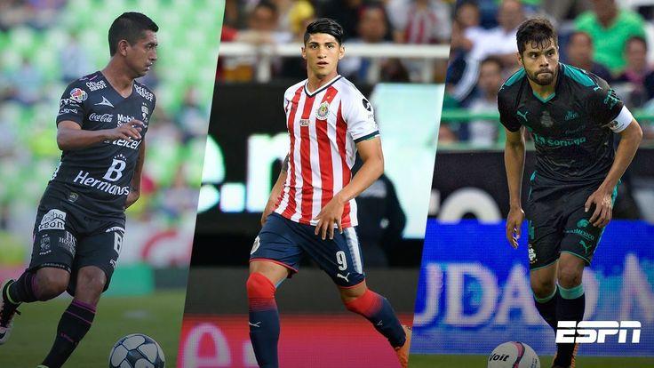 Los refuerzos que harían feliz a Alan Pulido en Chivas - ESPN