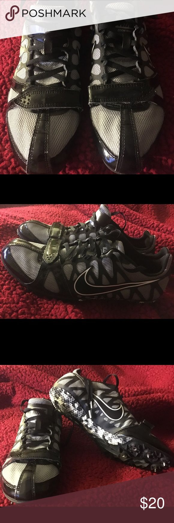 Nike Track & Field Sprint shoes Nike Track snd Field Sprint. Mens size 8. Only wore 5 times. Great shape! Nike Shoes Athletic Shoes