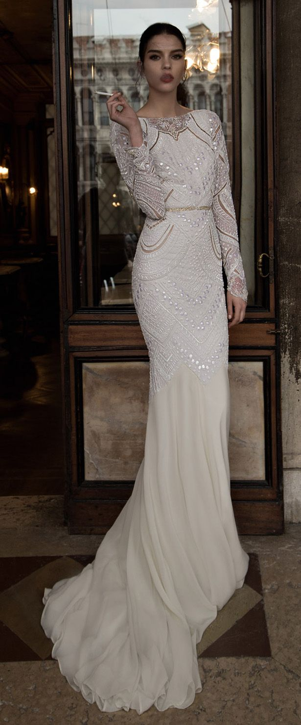 Inbal Dror 2015 Bridal Collection - Belle The Magazine