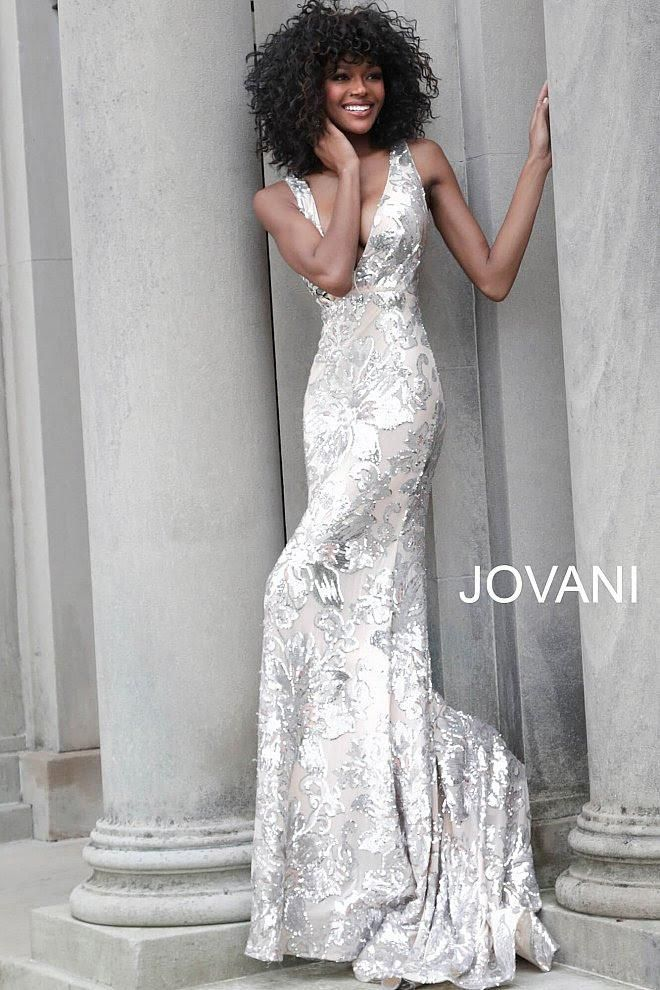 37220b944231f1 Jovani 65578 in 2019 | Gowns | Prom dress with train, Prom dresses ...