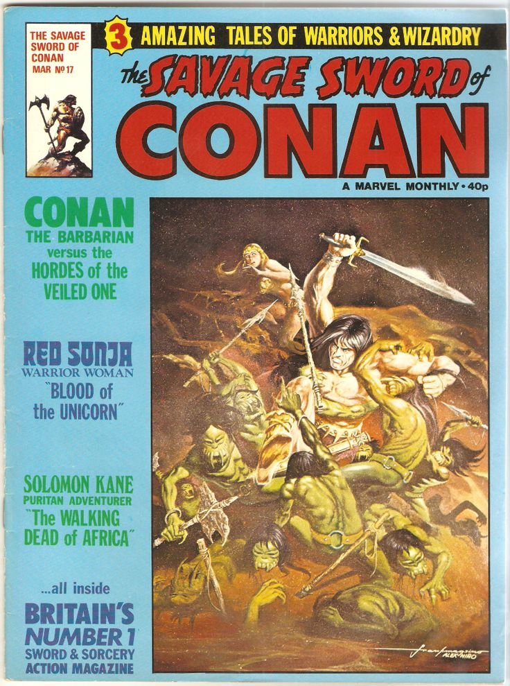 savage sword of conan pdf