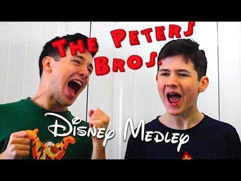 Disney Medley Mashup