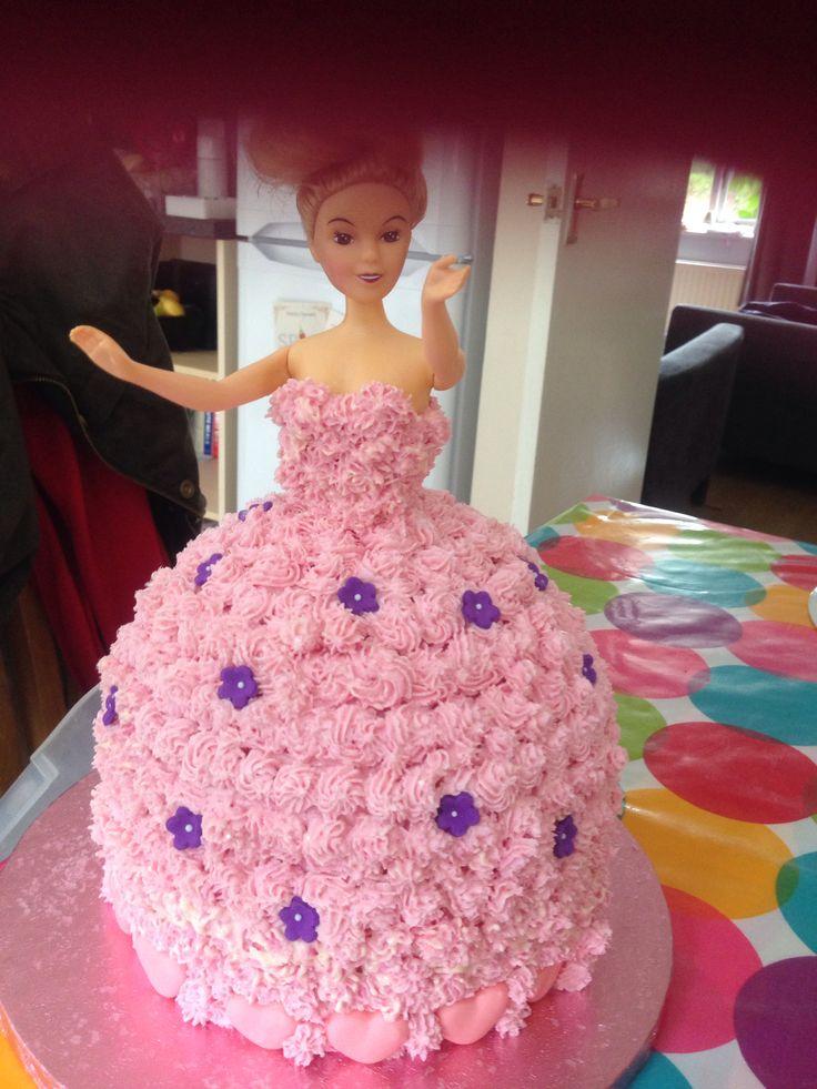 Barbie cake :-)